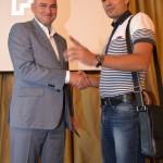 Радислав Гандапас в Одессе