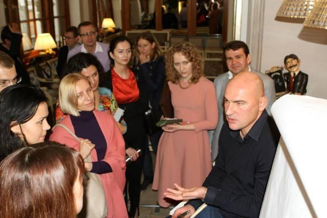 Бизнес-завтрак с Радиславом Гандапасом