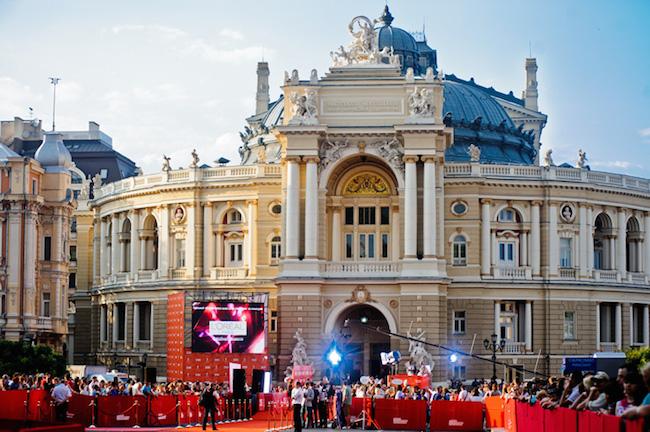 Одесса кинофестиваль