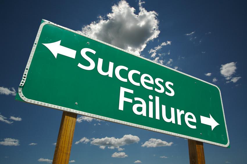 Успех и неудача